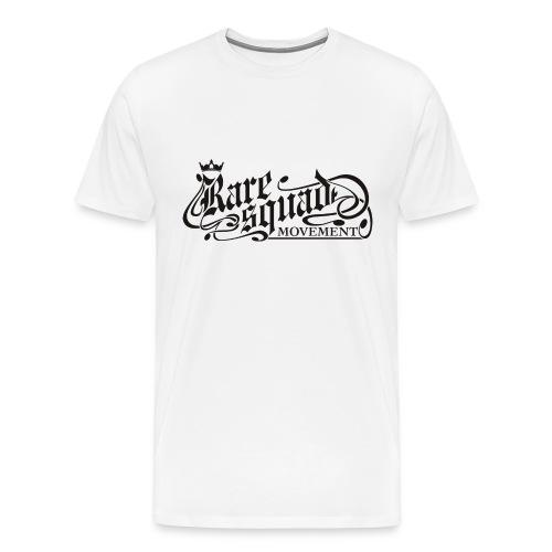 Rare-Squad Shirt XXXL(Weiss) - Männer Premium T-Shirt