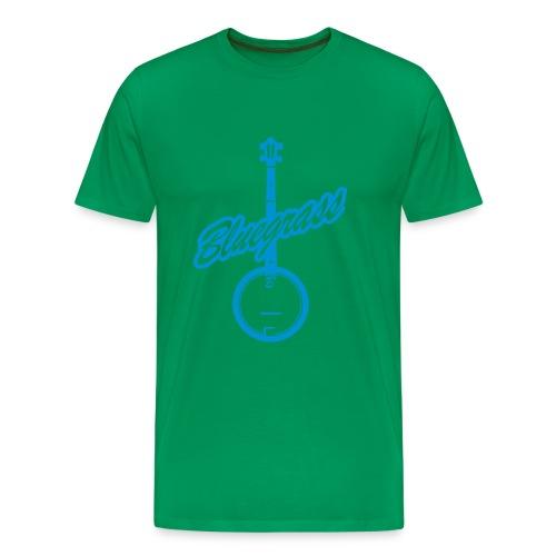 Bluegrass 2 - T-shirt Premium Homme