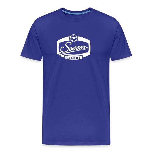 Soccer League Tee Shirt - Men's Premium T-Shirt