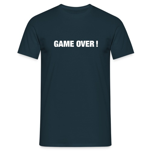 Game over! - T-shirt Homme