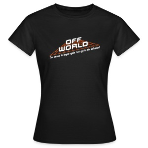 Off-World - Women's T-Shirt