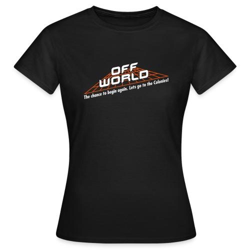 Off-World - Women's T-Shirt