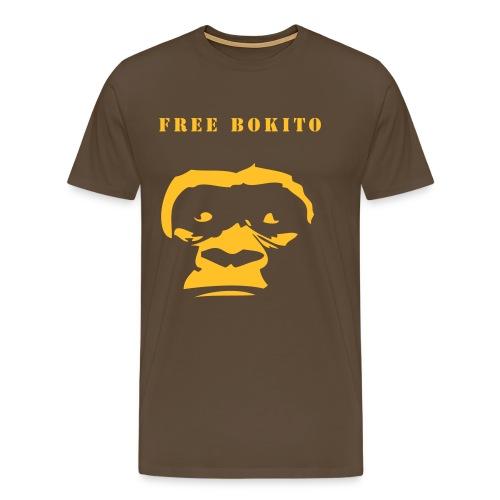 Free Bokito - Mannen Premium T-shirt