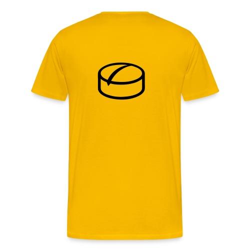 Nigs macht de Droge - Männer Premium T-Shirt
