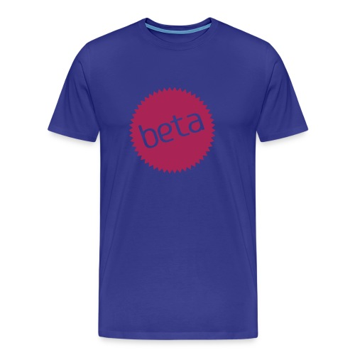 Beta - Men's Premium T-Shirt