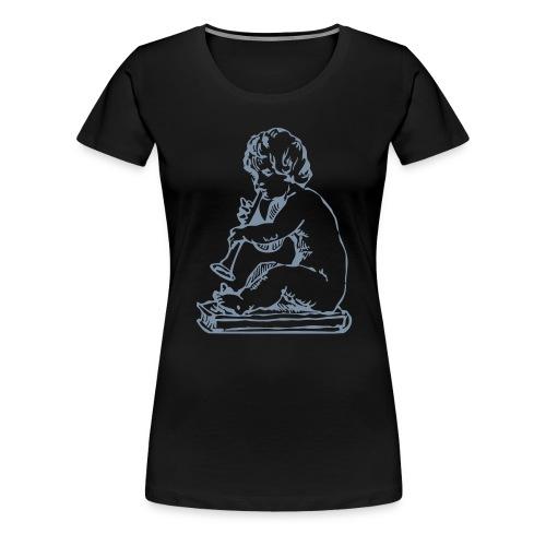 Putte 2 Shirt mehr Produkte im 2nd floor - Frauen Premium T-Shirt