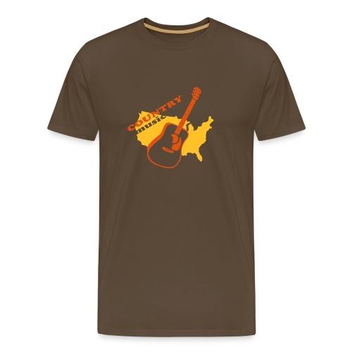 Men's Premium T-Shirt - usa,texas,t-shirt,shop,shirt,music,country,america
