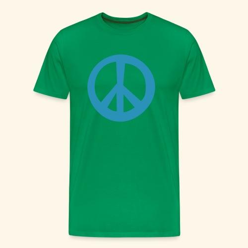 Pease - Premium-T-shirt herr