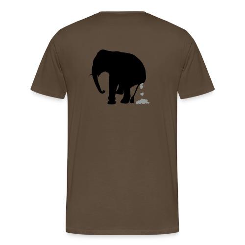 **it Happens - Men's Premium T-Shirt