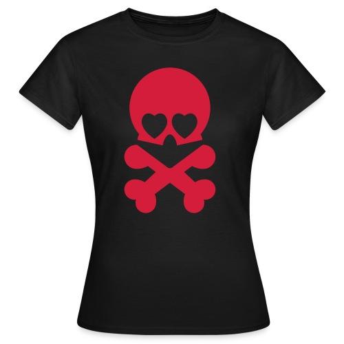 alcohol - Camiseta mujer
