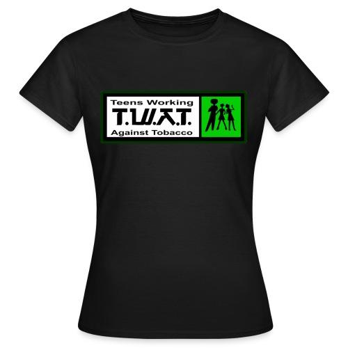 Teens Working Against Tobacco - Women's T-Shirt