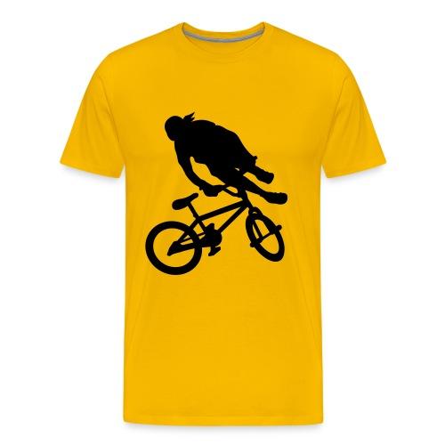 Tail whip - T-shirt Premium Homme
