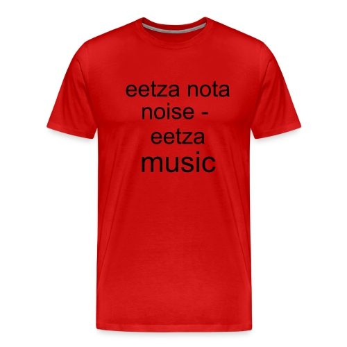 Guzzi Music - Men's Premium T-Shirt