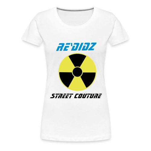 Re'DiDz tees  4-HER - Women's Premium T-Shirt