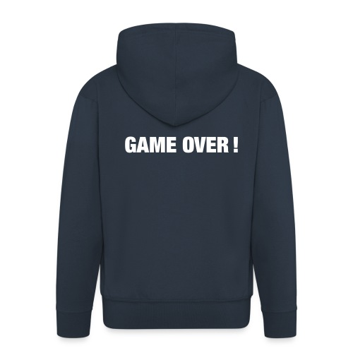 Game over! - Veste à capuche Premium Homme