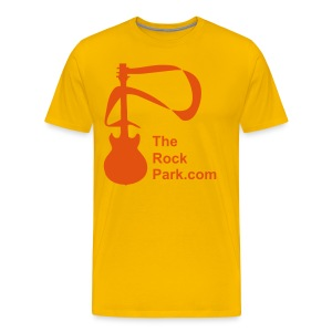 Rock Orange - Camiseta premium hombre