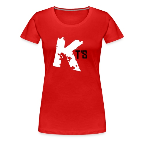 KT'S Lady - Women's Premium T-Shirt