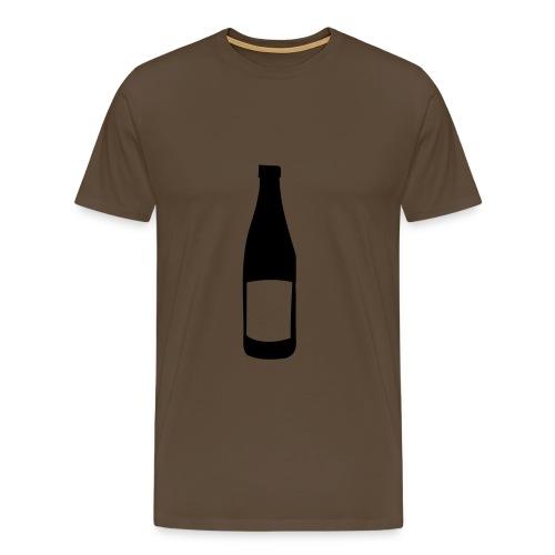 Bottle - Männer Premium T-Shirt
