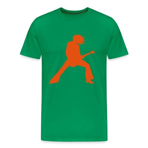 Guitar - Herr - Premium-T-shirt herr
