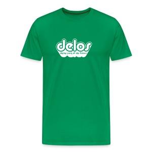 Delos, free shirtcolourchoice - Men's Premium T-Shirt