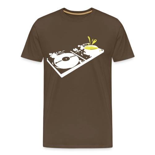 platine - T-shirt Premium Homme