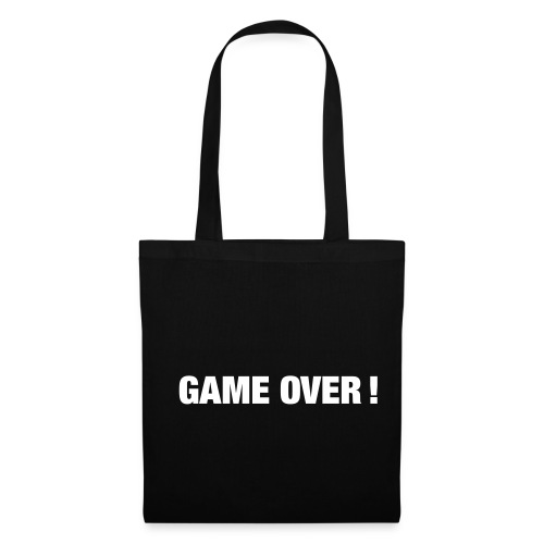 Game over! - Tote Bag