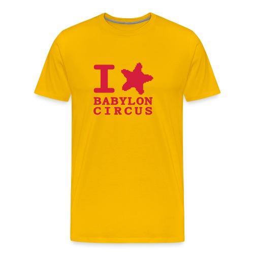 T-Shirt I Love babylon - T-shirt Premium Homme