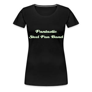 Pantastic Steel Pan Band tee - Women's Premium T-Shirt