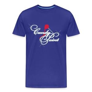 Candy Paint - Premium T-skjorte for menn