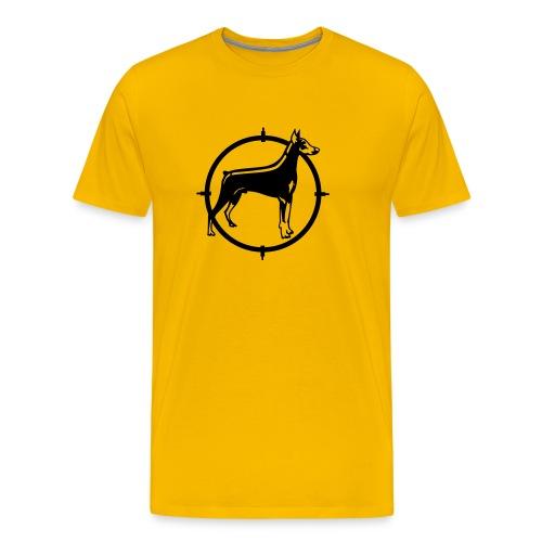 DOBERMAN  THJ - T-shirt Premium Homme
