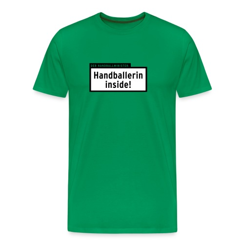 INSIDERIN *Alle T-Farben* - Männer Premium T-Shirt
