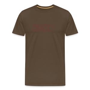 T-skjorte Herre - Premium T-skjorte for menn