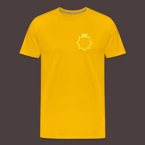 Shirt für Wächter - Männer Premium T-Shirt