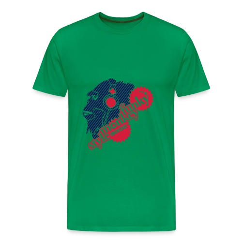 t-shirt singe vod-mangas - T-shirt Premium Homme