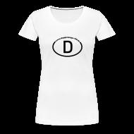 T-Shirts ~ Frauen Premium T-Shirt ~ T-Shirt für Mädels
