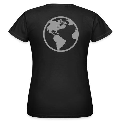 World 4 u - Frauen T-Shirt
