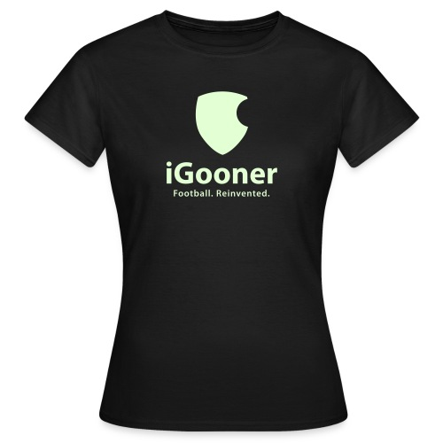 Women's T-Shirt - arsenal,gooner,gunners