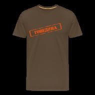 Tee shirts ~ T-shirt Premium Homme ~ Majica Govedina