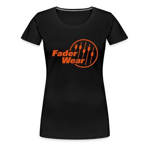 FaderWear.com - Women's Premium T-Shirt