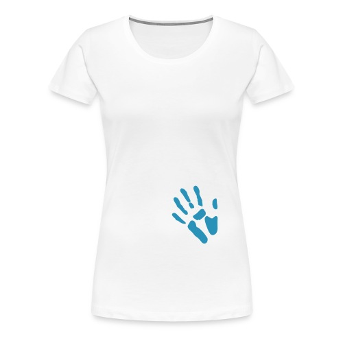 Touchy Feely - Women's Premium T-Shirt