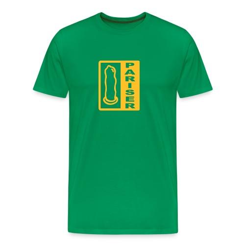 Pariser - Männer Premium T-Shirt