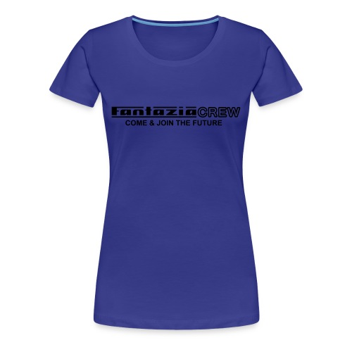 Fantazia Crew Womens fitted t-shirt - Women's Premium T-Shirt
