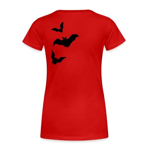 Bats - Women's Premium T-Shirt