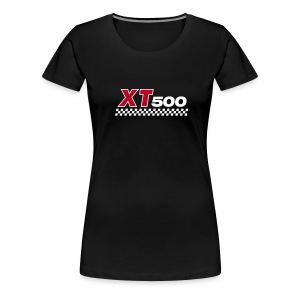 Girlie XT 500 - Frauen Premium T-Shirt
