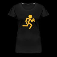 Tee shirts ~ T-shirt Premium Femme ~ Majica