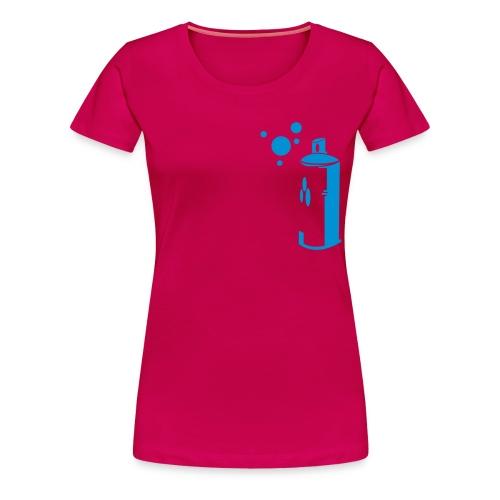 Aerosol - Frauen Premium T-Shirt