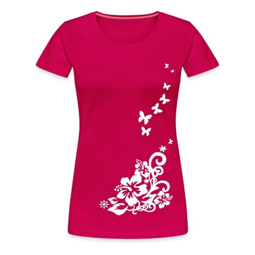 Summer Freedom (Ladies) - Women's Premium T-Shirt