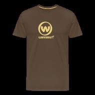T-Shirts ~ Men's Premium T-Shirt ~ Wannasurf Classic