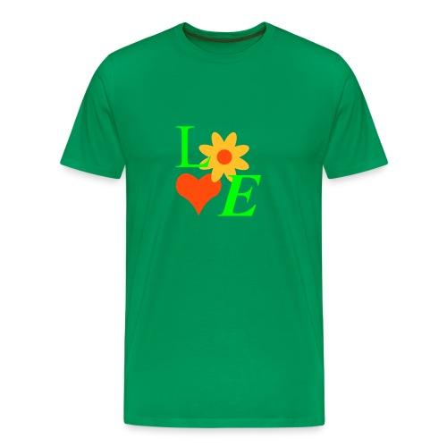 T-Shirt im Retro-Design - Männer Premium T-Shirt
