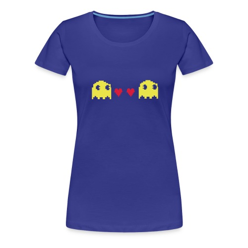 Pacman - Frauen Premium T-Shirt